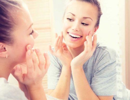 Facial Care in Five Easy Steps