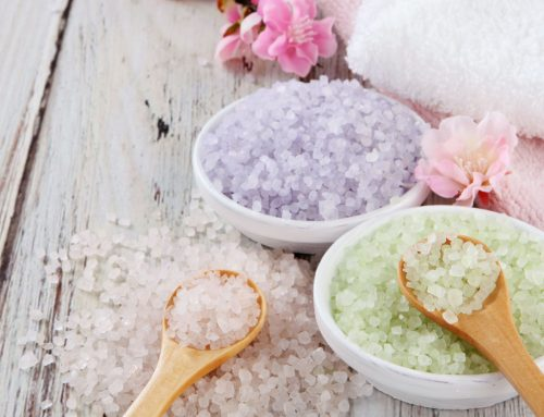 Introducing Dead Sea Salt Scrub