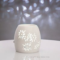 White Light Wax Melt Warmer