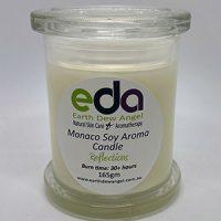 Monaco Soy Aroma Candle 165gm