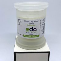 Monaco Soy Aroma Candle 55g Frosted